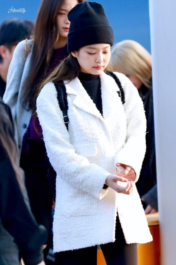 jennie winter white