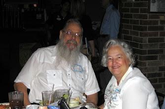 Photo: Mike Kienbaum, Judy (Marrow) Kienbaum  Our deepest sympathies to Judy for her loss of Mike.