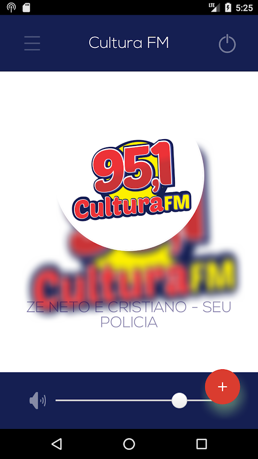 Cultura FM - 95,1- screenshot