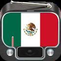 Radios de México AM FM Live icon