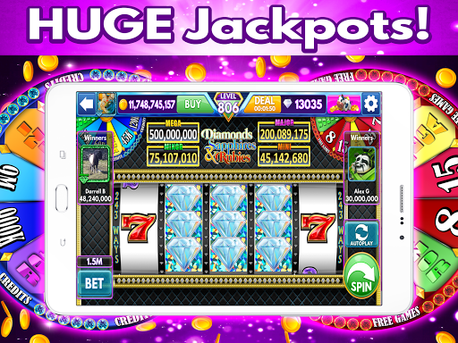 Diamond Sky Casino u2013 Classic Vegas Slots 3.35 screenshots 5