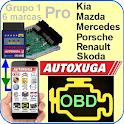 App Diagnosis PRO Mercedes Renault Kia Skoda Mazda icon