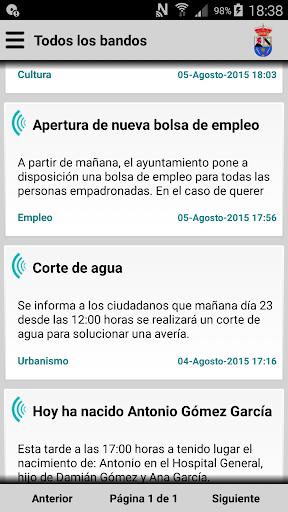 Peñalsordo Informa