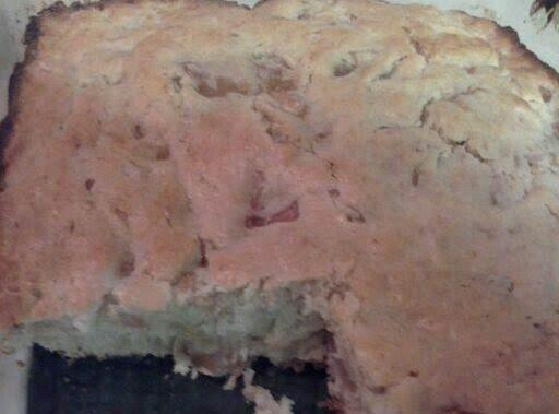 Oat Pulp Apple Cake Recipe