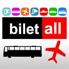 Biletall Otobüs & Uçak Bileti icon