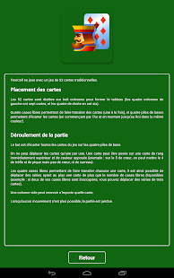 FreeCell Solitaire Pro Capture d'écran