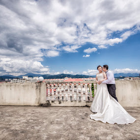 Our Day by Ken Raven - Wedding Bride & Groom ( wedding photography, wedding, bride and groom, bride, groom )