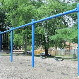 Children's playground by Maricor Bayotas-Brizzi - City,  Street & Park  Neighborhoods (  )