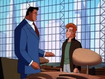 Superman: The Animated Series: Season 3 Episode 9 A Fish Story