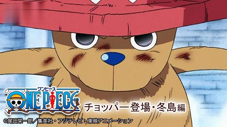 ONE PIECE(ワンピース)チョッパー登場・冬島編アニメ無料動画