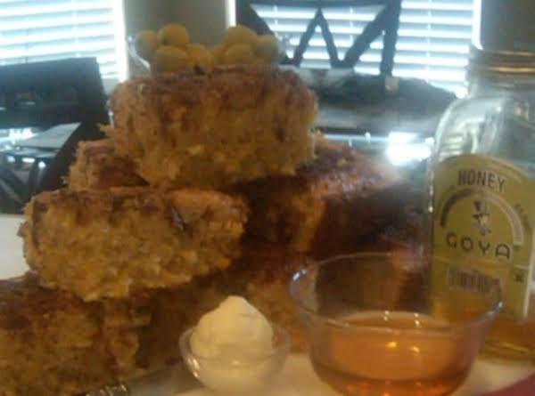 Southern Smokey Bacon And Honey Cornbread Recipe