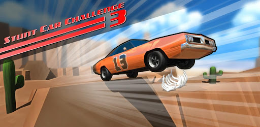 Stunt Car Challenge 3 Mod Apk 3.23 (Free purchase)(Free shopping)