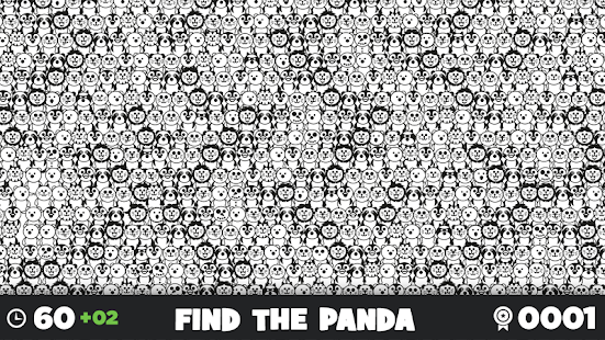 Find The Panda & Friends- screenshot thumbnail