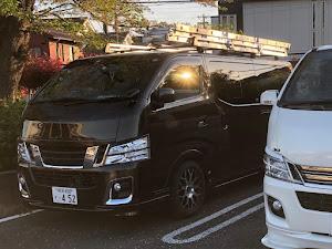 NV350キャラバン  のカスタム事例画像 でんきや栄ちゃんさんの2019年04月16日18:53の投稿