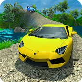 Offroad Mountain Driving Simulator : Hill Car Race