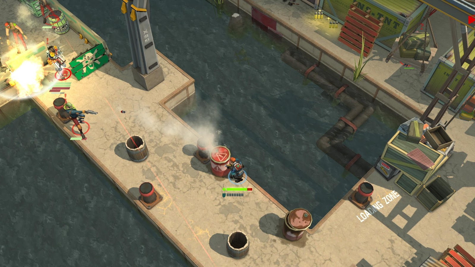 Space Marshals 2- screenshot