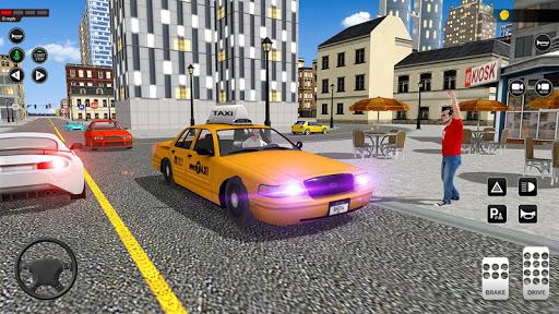 City Taxi Driving simulator: online Cab Games 2020 1.42 screenshots 21