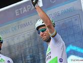 Cavendish en Urán stappen uit Parijs-Nice