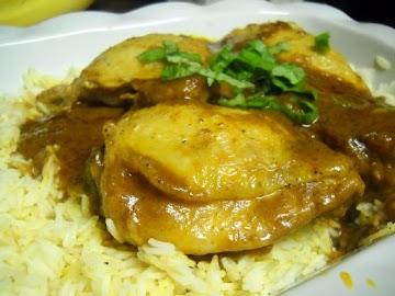 Chicken Makhani- Bone-in-thighs Recipe