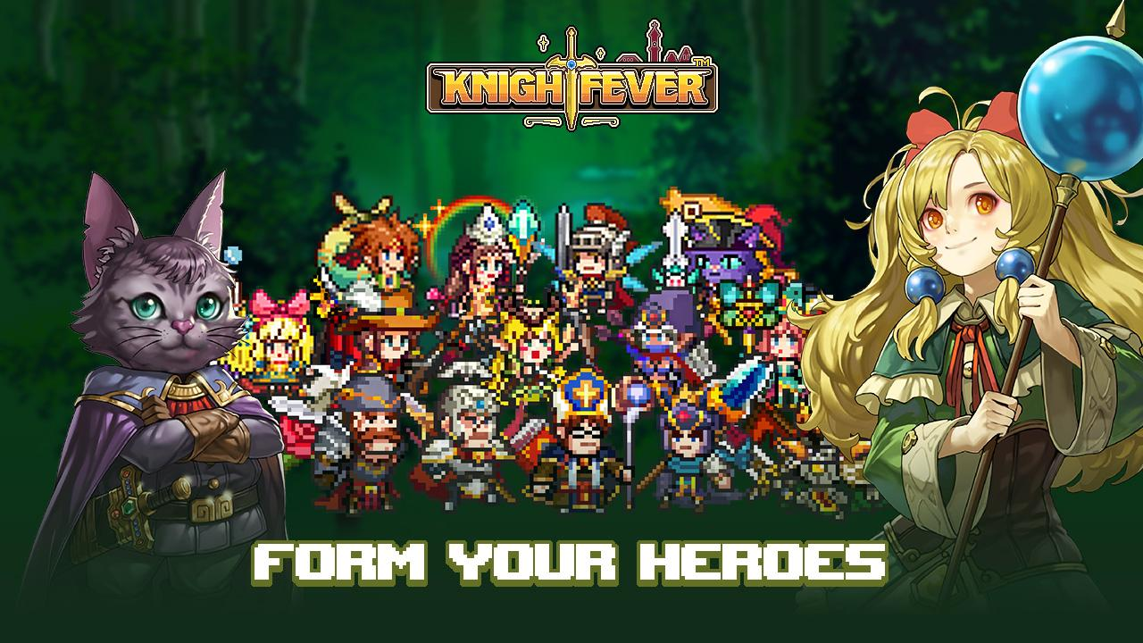 Knight Fever- screenshot