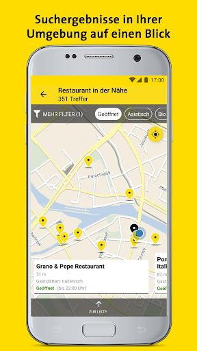 Gelbe Seiten - Auskunft und mobiles Branchenbuch 6.16-0381813b0 screenshots 15