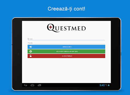 Questmed | Rezidentiat 2017- screenshot thumbnail