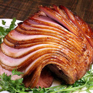 Glazed Brown Sugar Ham