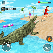 Angry Crocodile Game: New Wild Hunting Games [Mega Mod] APK Free Download