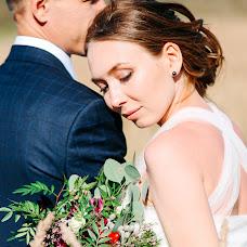 Wedding photographer Dina Romanovskaya (Dina). Photo of 06.01.2018