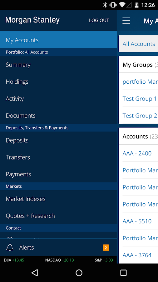 Morgan Stanley Wealth Mgmt- screenshot