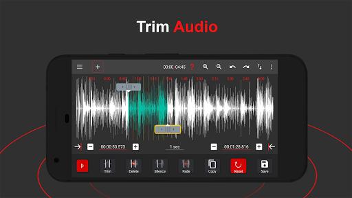 AudioLab - Audio Editor Recorder & Ringtone Maker 1.0.7 screenshots 2