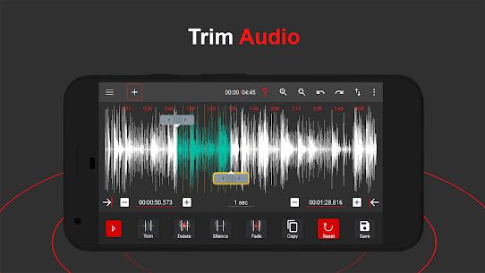 AudioLab Pro v1.1.8 MOD APK – Audio Editor Recorder & Ringtone Maker 2