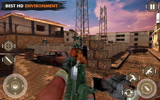 offline shooting game: free gun game 1.5.1 screenshots 2