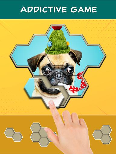 Jigsaw Hexa Block screenshot 11