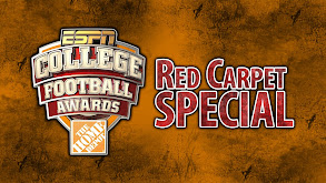 College Football Awards Red Carpet Special thumbnail
