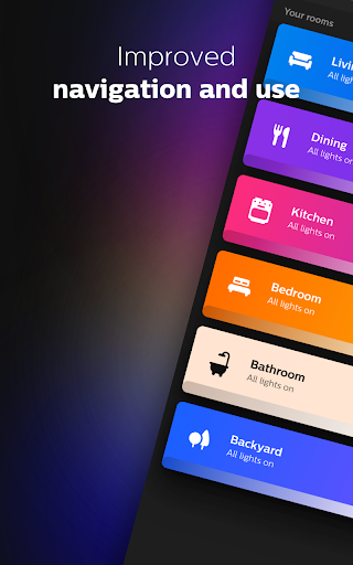 Screenshot for Philips Hue in United States Play Store