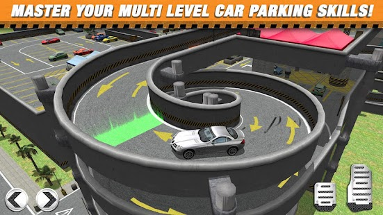 Multi Level Car Parking Game 2- screenshot thumbnail