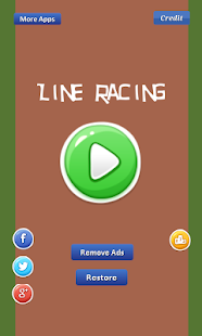 Line Racing - run continuously - náhled