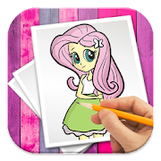 How To Draw Equestria Girls