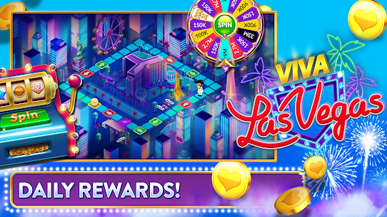 Slots: Heart of Vegas MOD Apk 4.20.48 (Unlimited Coins) 3