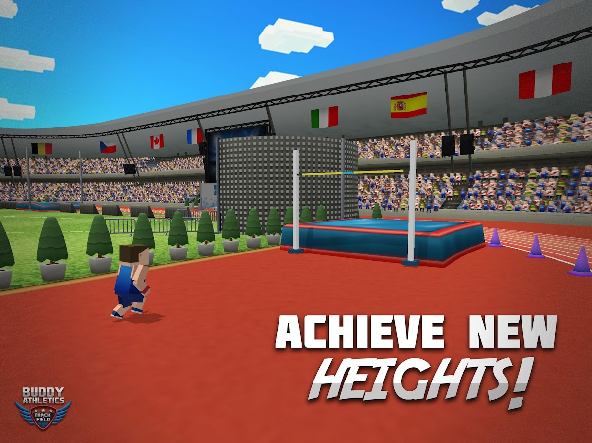 Buddy Athletics Track & Field- screenshot