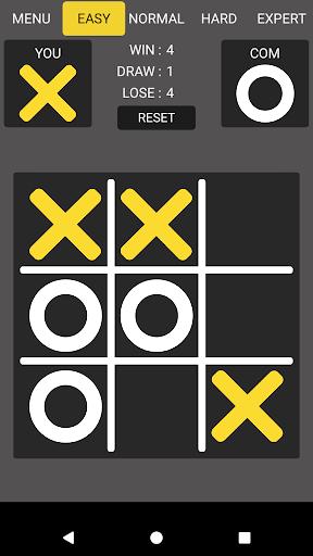 Tic Tac Toe : Noughts and Crosses, OX, XO 1.7.0 screenshots 3