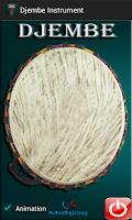 Screenshot of Djembe African Drum
