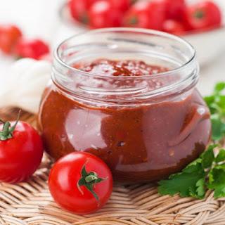 Spiced Tomato Jam With Powdered Pectin