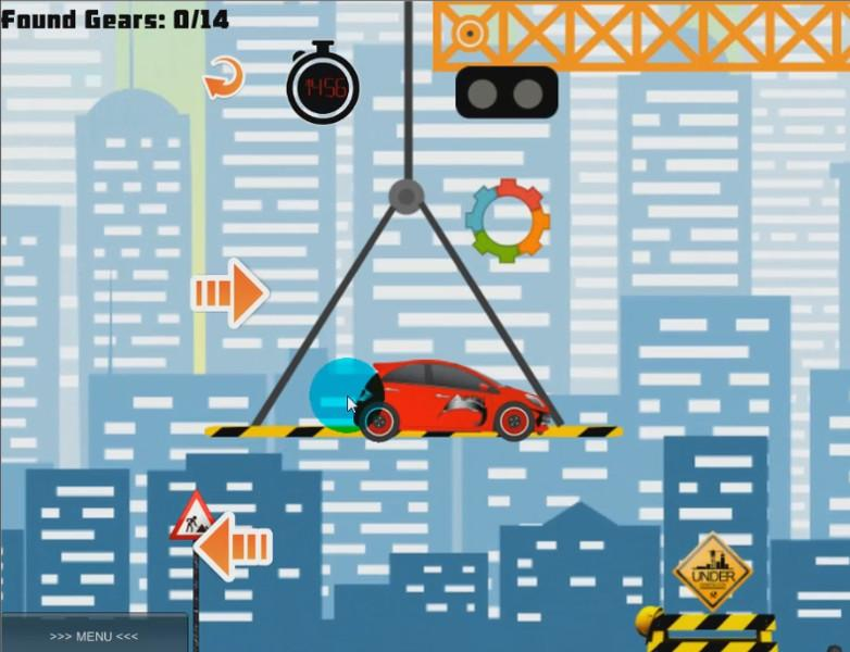 Rush World Car- screenshot