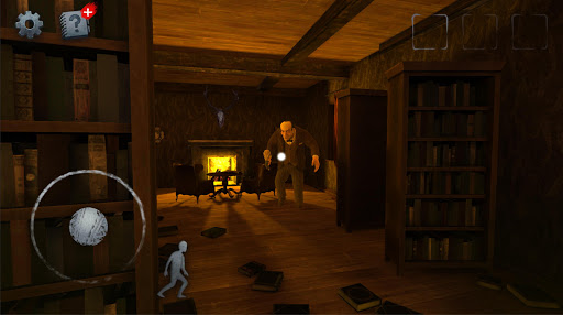 Unlucky postman: Horror Quest in House of Grandpa screenshots 8