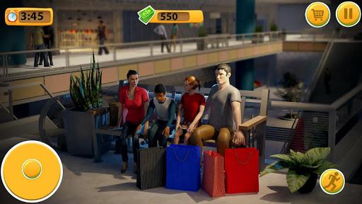 Virtual Mother Supermarket - Shopping Mall Games  screenshots 5