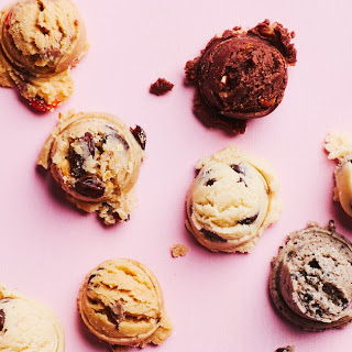 Edible Cookie Dough with Variations Recipe