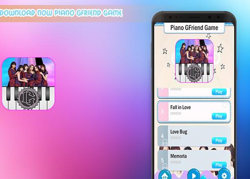 Piano Tiles GFRIEND Games 3.0 screenshots 1