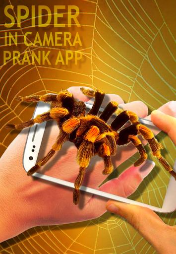 免費下載娛樂APP|スパイダー。カメラ。怖いいたずら app開箱文|APP開箱王